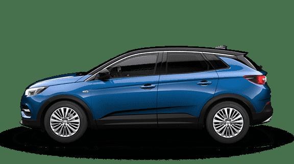 [Opel] Grandland X List