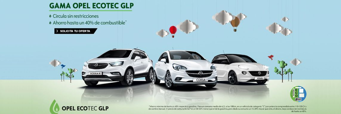[Opel] Gama Opel Ecotec GLP Header