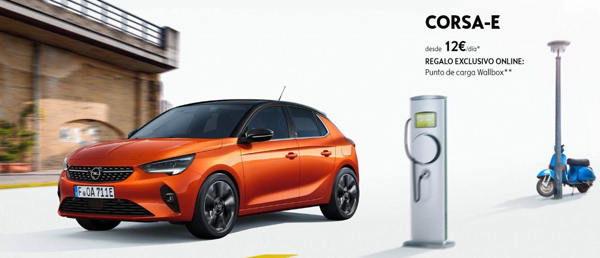 Nuevo Opel Corsa-e,para vivir una nueva experiencia 100% eléctrica .