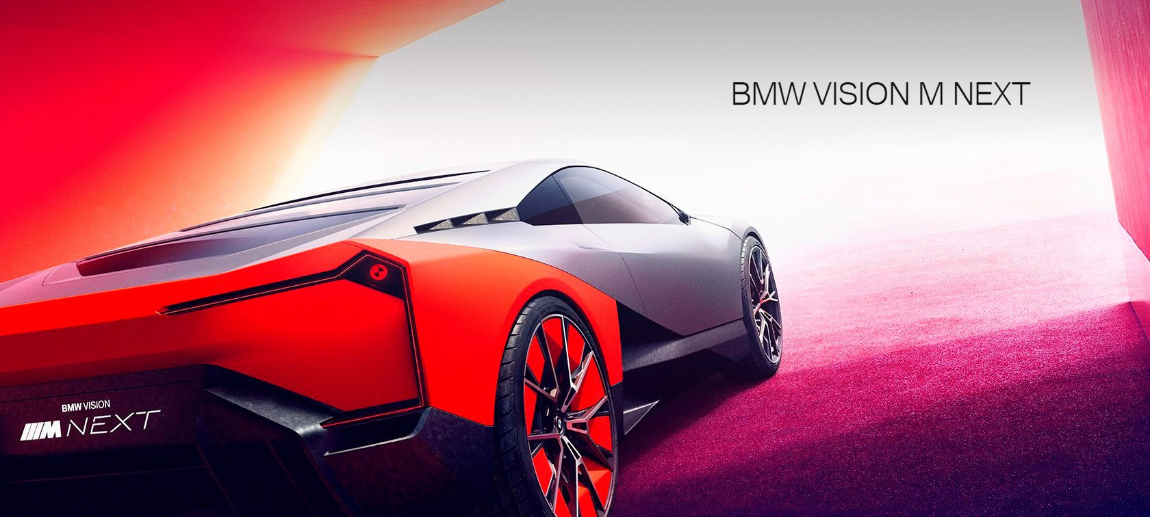 BMW VISION TEXT