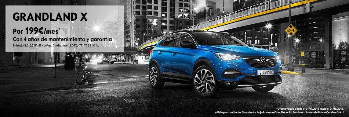 [Opel] Grandland X Header