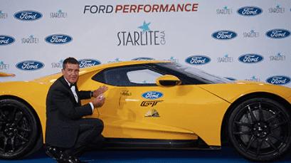 El superdeportivo Ford GT, protagonista de lujo en la Gala Starlite