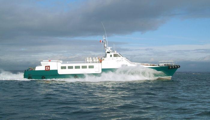 Bourbon se asocia al Peugeot Design Lab en el diseño de las futuras cabinas de sus barcos de pasajeros