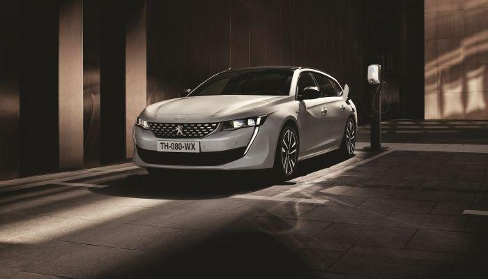El Peugeot 508 SW será la alternativa más espaciosa en la ofensiva eléctrica de la marca