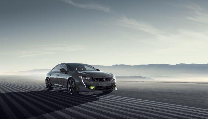El León nunca duerme: Peugeot Sport desarrolla una nueva generación de superdeportivos electrificados
