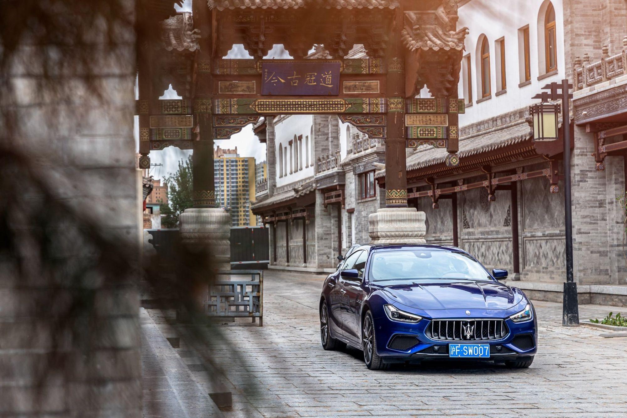 Maserati finaliza el Grand Tour Tributo a China El viaje de 10,000 km celebra los 15 años de Maserati en China