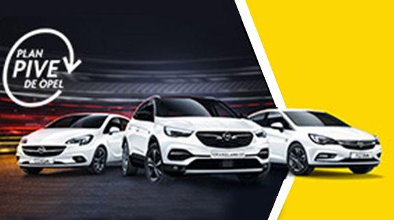 [Opel] Llega el Plan PIVE de Opel List