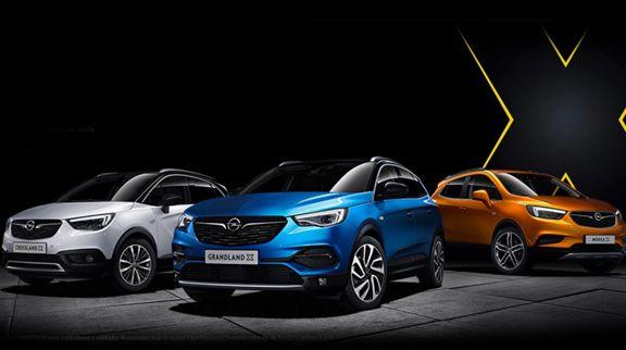 [Opel] Gama SUV List