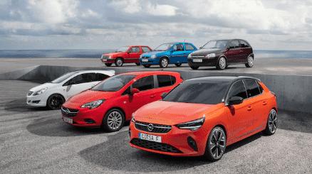 Historia del Opel Corsa, llega la sexta generación de nuestro modelo de más éxito