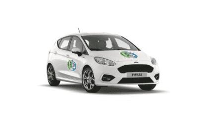 ¿La solución para la ciudad? El Ford Fiesta GLP
