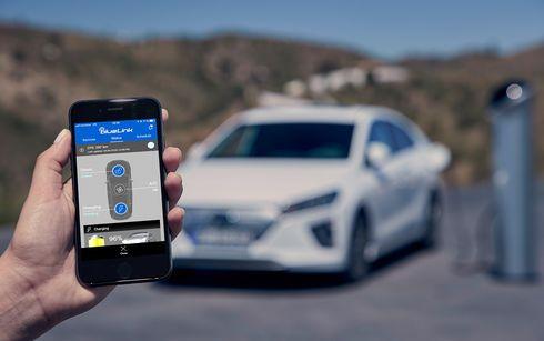 Hyundai mejora la experiencia de conducción con Bluelink®
