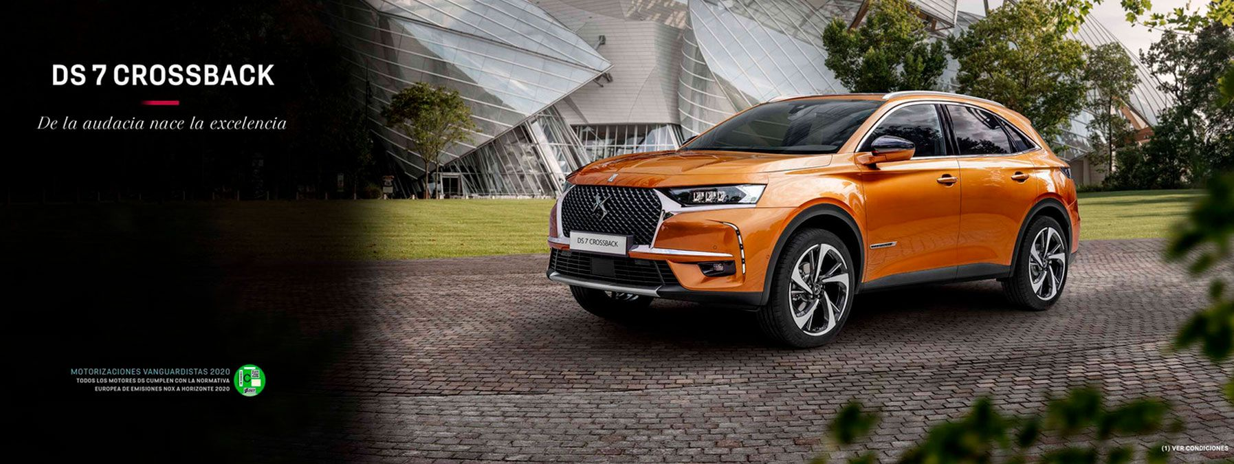 DS7 CROSSBACK.