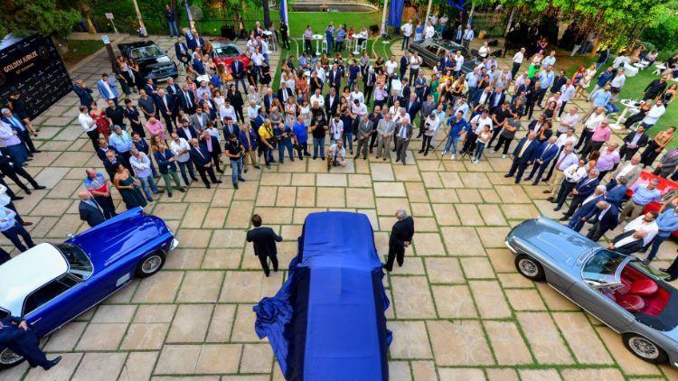 Maserati y G.Bazerji & Fils celebran sus 50 años de colaboración en Líbano
