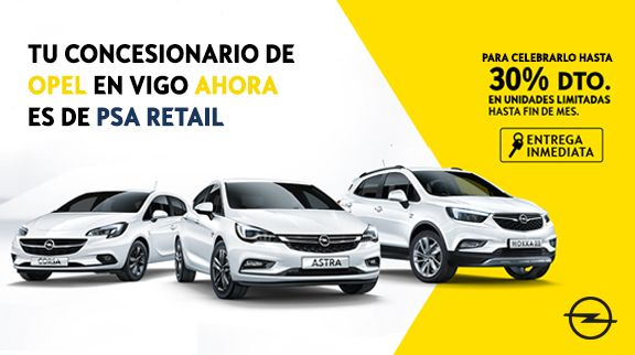 [Opel] Opel en Vigo ahora es de PSA Retail List