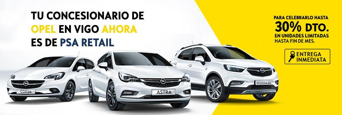 [Opel] Opel en Vigo ahora es de PSA Retail Header