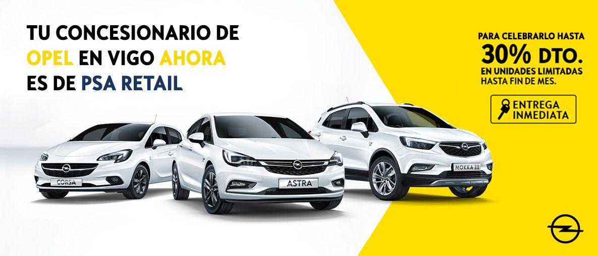 PSA Retail Vigo, Lo celebramos con hasta 30% de descuento en unidades limitadas