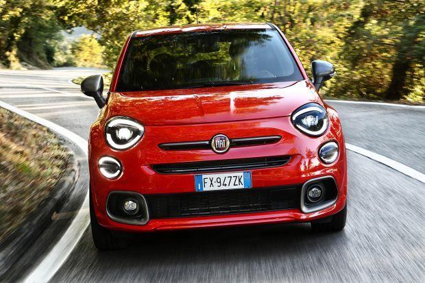 """El nuevo Fiat 500X Sport, """"punta de lanza"""" de la renovada gama del crossover italiano"""