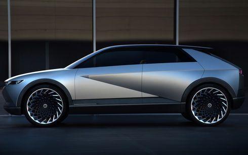 Hyundai Motor desvela en el Salón de Frankfurt el 45 EV Concept