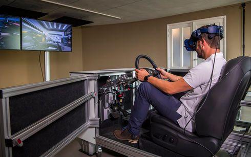 Papel clave de la realidad virtual para los diseñadores de Hyundai