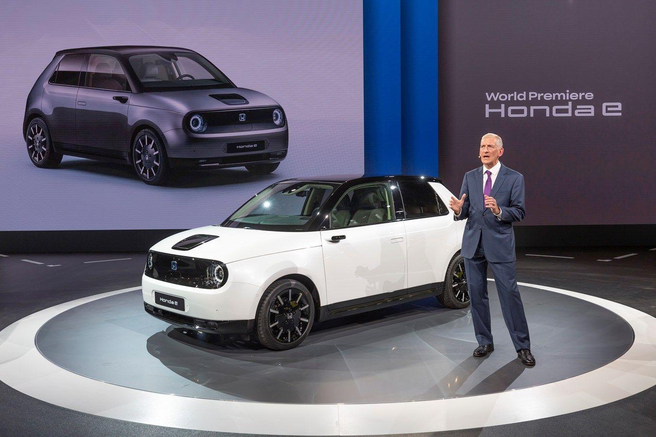 «Visión Eléctrica»: Honda avanza en su objetivo de electrificación