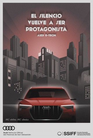 Audi patrocina el Festival de San Sebastián por noveno año consecutivo