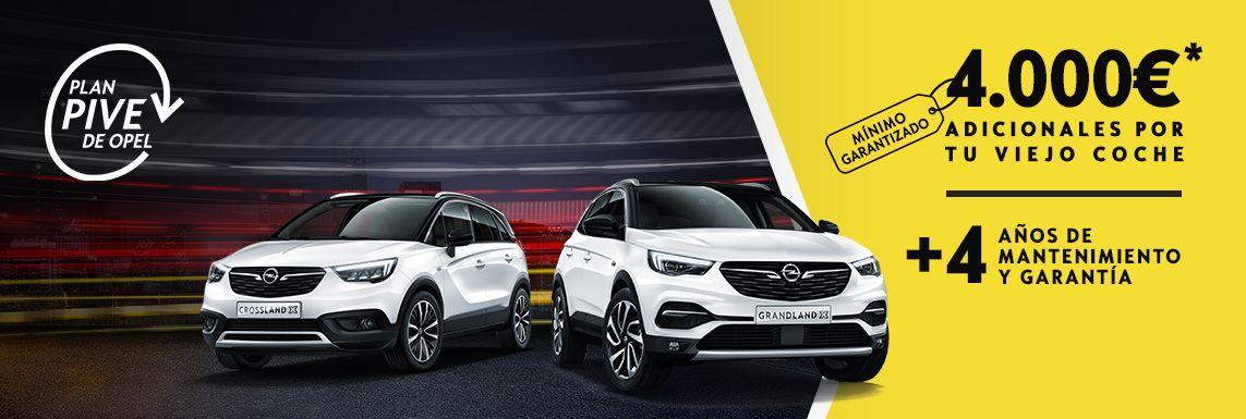 [Opel] Plan Pive Opel Gama SUV Header