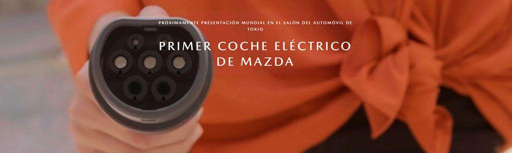 PRIMER COCHE ELÉCTRICO DE MAZDA.