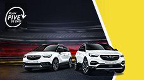 [Opel] Plan Pive Opel Gama SUV List