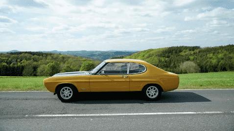 Ford Capri: el coche que siempre te habías prometido
