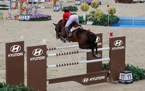 Hyundai patrocinará el 108° Concurso de Saltos Internacional