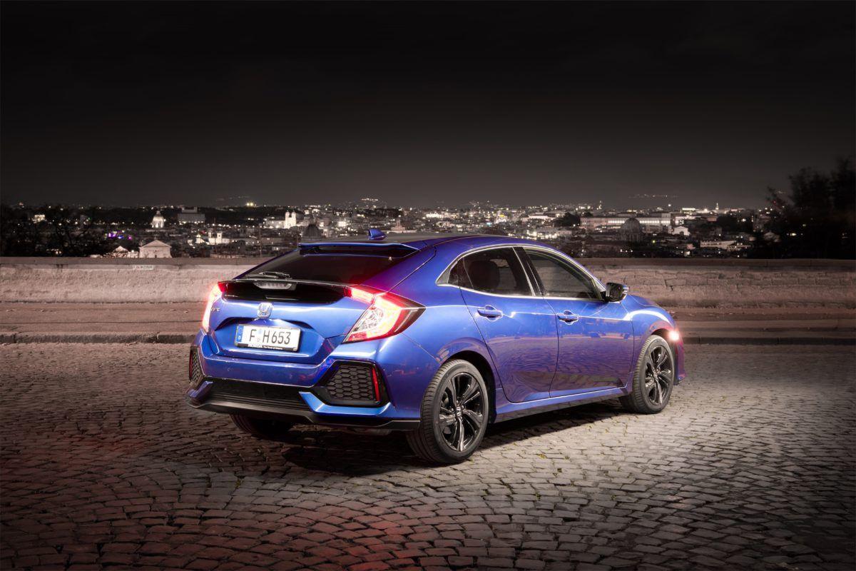Nuevo Civic: uno de los mejores automóviles para aprender a conducir