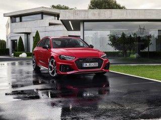 Audi RS 4 Avant: actualización para el potente familiar de altas prestaciones