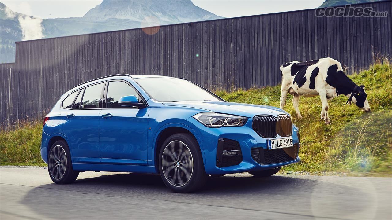 BMW X1 xDrive25e: Nueva versión híbrida enchufable