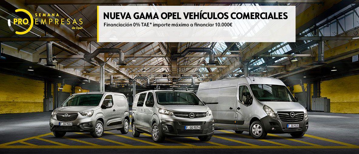 Semana Pro Empresas de Opel, conduciendo tu negocio hacia el éxito.