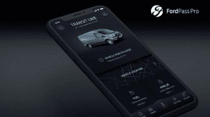 FordPass Pro conecta tu PYME a tu vehículo