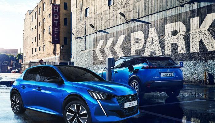 Nuevos Peugeot e-208 y e-2008: 10 claves para elegir la movilidad eléctrica