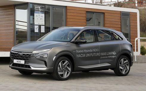 Hyundai se convierte en socio promotor de la AeH2