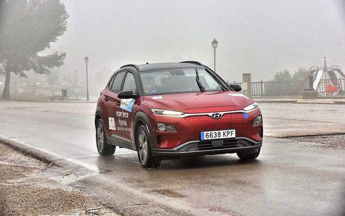 HMES participará con 2 equipos en el Rallye Eco Petronor-Bilbao