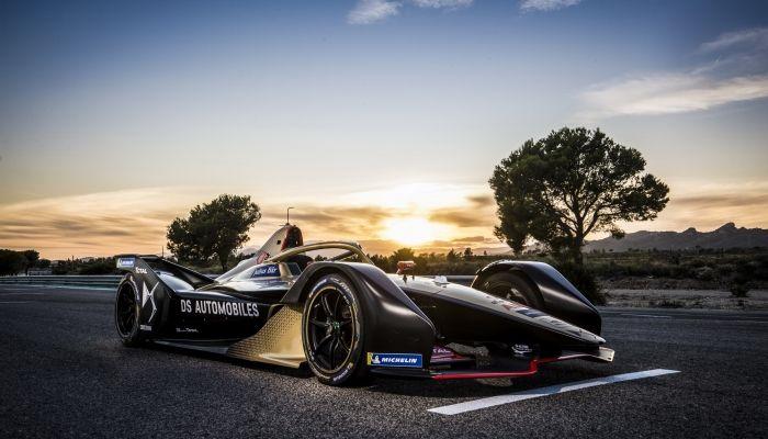 DS TECHEETAH presenta el DS E-TENSE FE20 que disputará el Campeonato ABB FIA FORMULA E 2019/2020