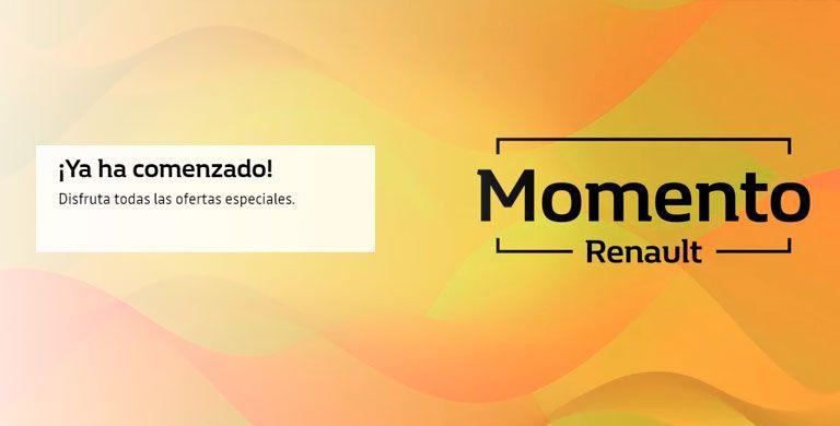 MOMENTO RENAULT