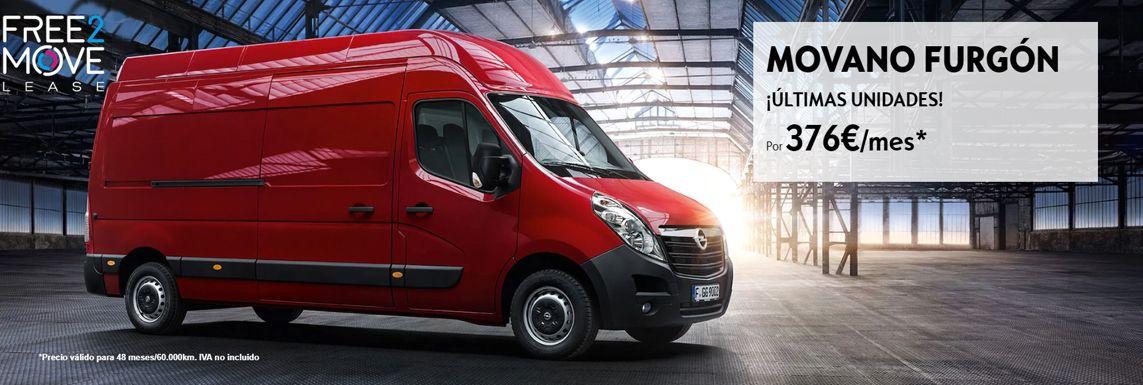 [Opel] OPEL MOVANO Header