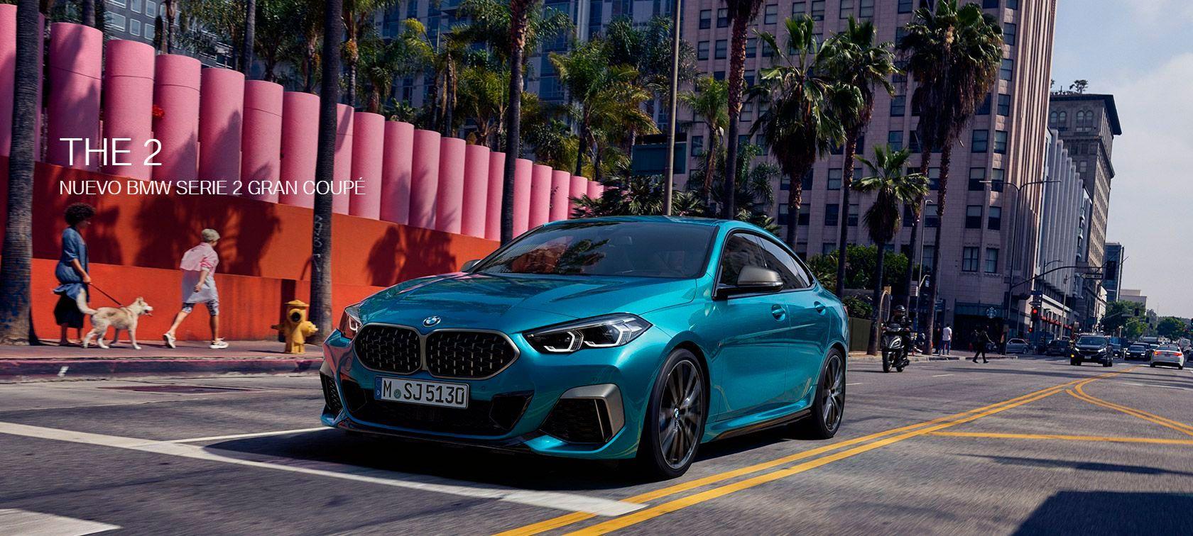 NUEVO BMW SERIE 2 GRAN COUPÉ