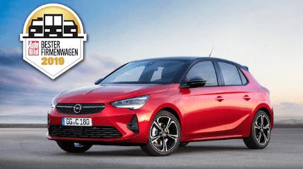 El recién presentado Opel Corsa aspira a un nuevo galardón
