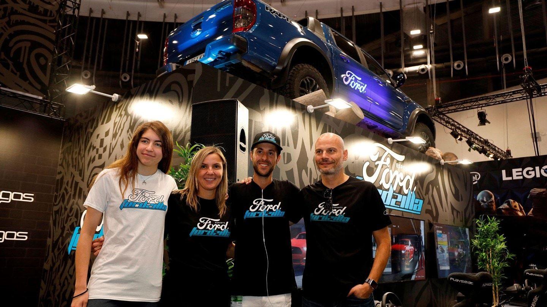 Madrid Games Week 2019: Ford presenta el equipo español Fordzilla