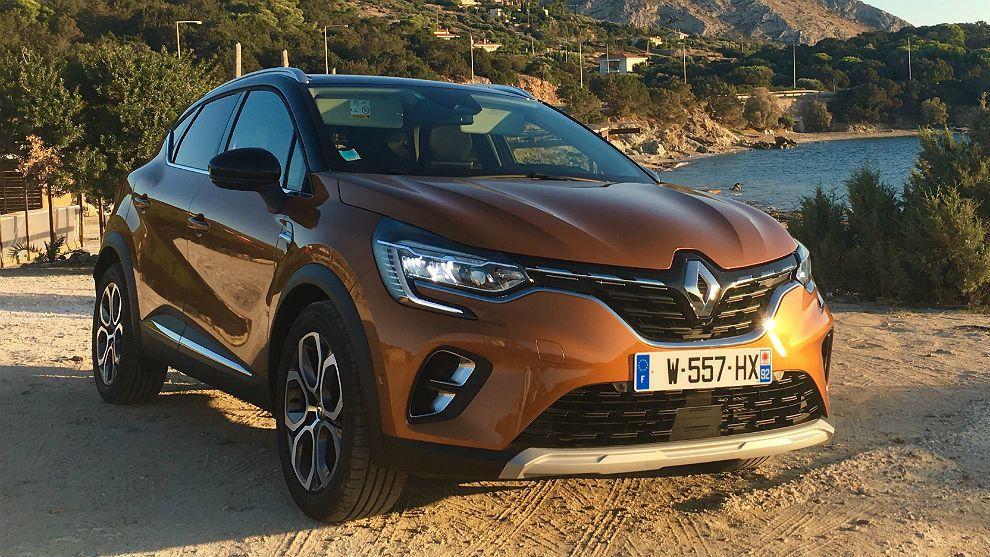 Nuevo Renault Captur: seguridad, agilidad y muchas sorpresas tecnológicas