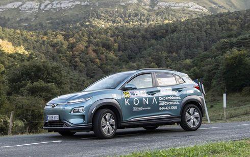 Foronda y Rodas, Campeones de España Energías Alternativas EV