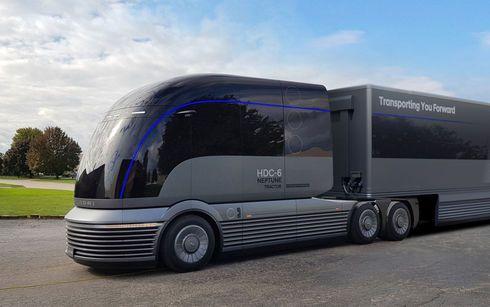 Hyundai presenta su visión de la movilidad para camiones en NACV Show