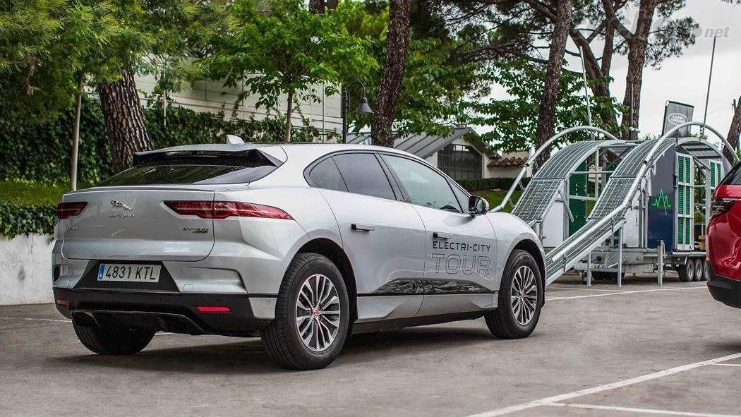 Electri-city Tour: Jornada de pruebas de Jaguar-Land Rover