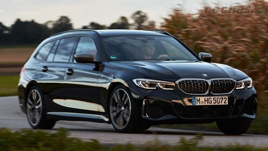 BMW M340i xDrive: Tope de gama