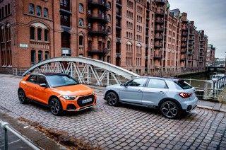 Dossier: el Audi A1 citycarver